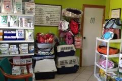 Nuestras instalaciones. Sala principal de la Clínica Veterinaria Huétor Vega